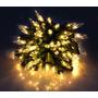 Pisca Pisca Enfeite Natal Decoração 100 Luzes Brancas 6,6m