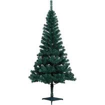 Árvore De Natal Verde 221 Galhos 1.50 Metros