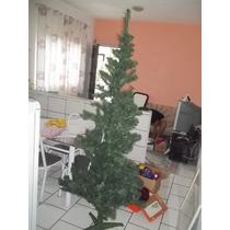 Árvore De Natal Pinheiro Verde 2,00 Metros - Com Enfeites