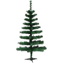 Árvore De Natal Pinheiro Canadense 60cm Com 50 Galhos Verde