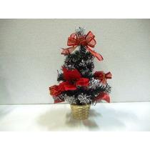 Arvore De Natal Decorada 30cm