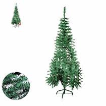 Arvore De Natal Pinheiro Verde Gigante 210 De Alt 500 Galhos