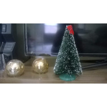 Mini Árvore De Natal Com Laço!