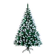 Árvore De Natal Nevada 150cm (560 Galhos)