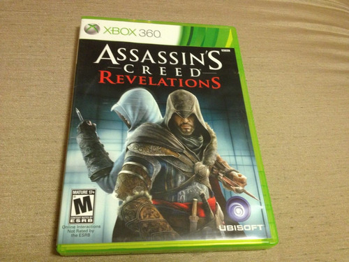 Assassins Creed Revelations