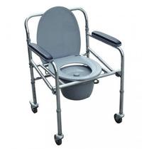 Cadeira De Banho/higiênica Alumínio Dobravel (inspire)