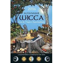 Almanaque Wicca - 2016 Livro