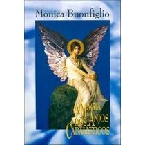 Livro A Magia Dos Anjos Cabalísticos - Mônica Buonfiglio