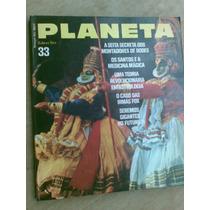 Revista - Planeta 33 - Seremos Gigantes No Futuro?
