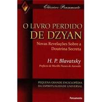O Livro Perdido De Dzyan - Editora Pensamento