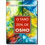 Livro E Baralho 79 Cartas O Tarô Zen De Osho Ed. Nova.