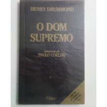 O Dom Supremo - Paulo Coelho