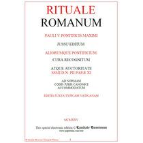 Livro De Exorcismo (rituale Romanum)