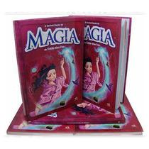Livro A Incrível Escola De Magia De Eddie Van Feu