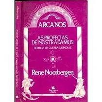 Arcanos - Rene Noorbergen - Livro Frete Gratuito
