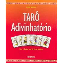 Livro E Baralho Tarô Adivinhatório Editora Pensamento
