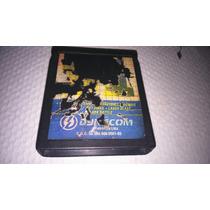 Fita Cartucho Com 08 Jogos P Atari 2600