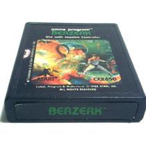 Berzerk Atari - Original Atari 2600
