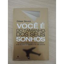 Livro Você É Do Tamanho Dos Seus Sonhos