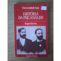 Livro História Da Psicanálise