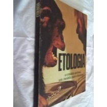 * Livro - Etologia - Psicologia
