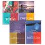 Coleção Motivação Para Transformação - Cesar Romão -4 Livros