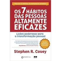 Os 7 Hábitos Das Pessoas Altamente Eficazes Livro Frete 8