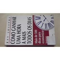 Livro Auto Ajuda Como Ganhar Uma Hora