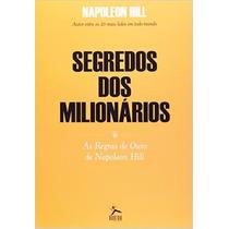 Livro Segredo Dos Milionários. A Verdadeira Lei Da Prosperid