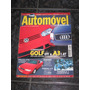 Automóvel & Requinte Set-1999 Nº 32 - Golf, A3, Laguna, C70