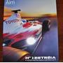 One Aim A Revista Da Toyota Nº 2 Ano 2002 Estreia Na F1