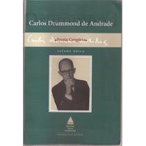 Livro Carlos Drumonnd De Andrade Poesia Completa 2008