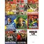 Lula. Lote De 08 Revistas Com Reportagens + Livro Grátis!