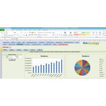 Planilha De Controle Financeiro Para Empresa