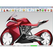 Programa Oficina Mecânica De Motos + Vendas + Financeiro 4.1