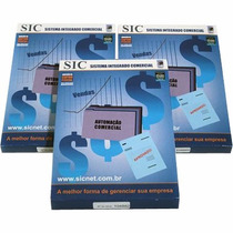 Sistema Integrado Comercial Sic 5.1 (completo) Atualizado