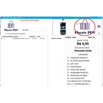 Sistema, Programa, Controle Estoque,vendas,caixa E Pdv Nfc-e