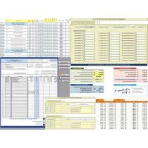 Planilhas Prontas Excel 100% Editáveis P/ Sua Empresa