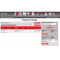 Sistema Controle De Vendas - Pdv Em Php