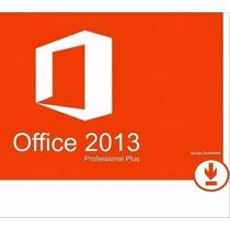 Licença- Chave Office Professional Plus 2013-ativação Online