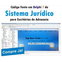 Fonte Delphi Erp - Sistema Jurídico Escritorios Advocacia D7