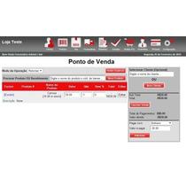 Sistema Pdv Controle De Estoque E Vendas Em Php