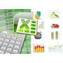 4000 Planilhas Excel 100% Editáveis Completas Frete Grátis