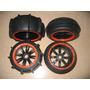 Pneus Com Rodas 1/5 Baja Wheel & Tyre (4peças)