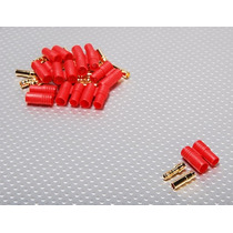 Conector Hxt 3.5mm Gold W/ Protector
