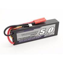 Bateria Lipo Turnigy 5000 Mah 60 - 120c 2s 7,4v Hardcase