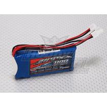 Bateria Zippy Life 2s 6.6v 1100mah Rx Tx 10c