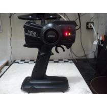 Radio Controle Hpi Tx2 Automodelo Aeromodelo S/ Antena