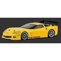 Bolha 1/10 Rc Corvette C6r Lhp 0743 On Road