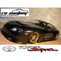 Bolha 1/10 200mm Drift - Toyota Supra - Rc Custom
